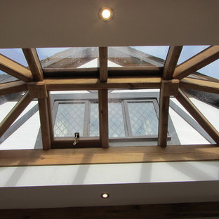 The Lodge - skylight