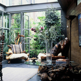 Design ideas for a conservatory in London.