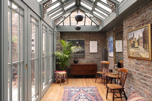 Traditional Sunroom by 1st Option