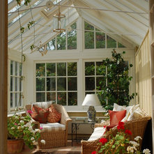 Traditional Sunroom Traditional Conservatory