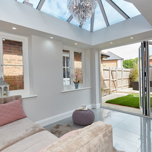 Inspiration for a classic conservatory in Kent.