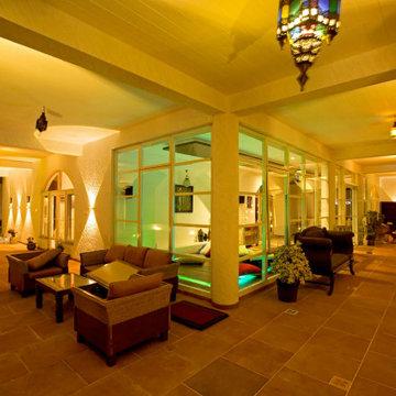 Greek Style Villa
