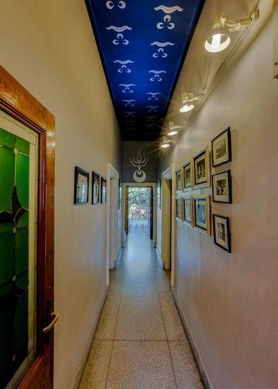Indian Corridor by Shan Bhatnagar Designs
