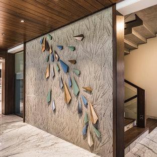 Идея дизайна: коридор в восточном стиле