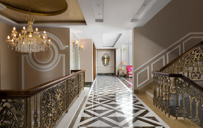 Patterns, Textures, Colours: 24 Striking Floors From Indian Homes