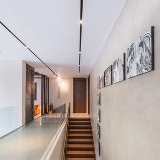 На фото: коридоры в восточном стиле