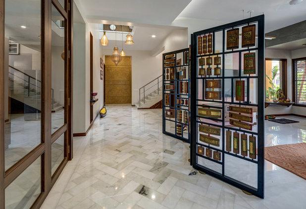 Asian Corridor by Aangan Architects