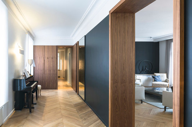 Contemporain Couloir by BARTONNE