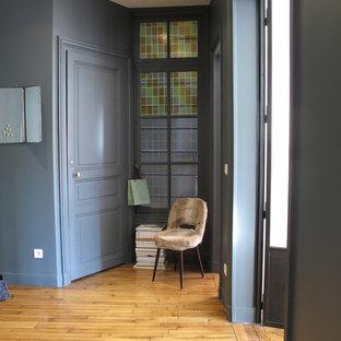 Inspiration pour un couloir design.