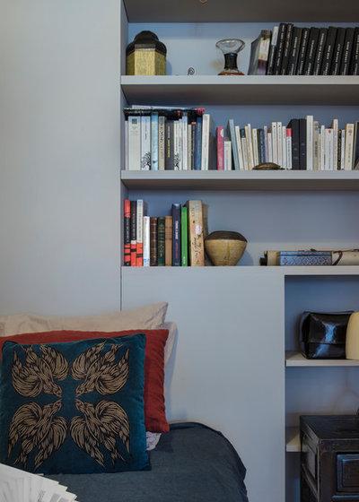 Contemporain Couloir by AMOS