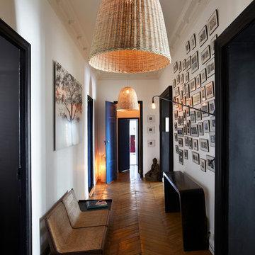 Appartement Parisien - The entrance
