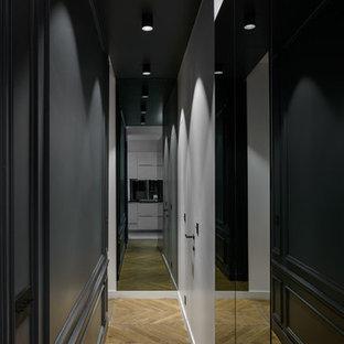 Idées déco pour un couloir classique.