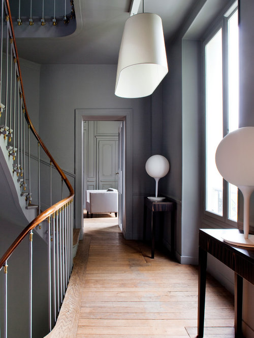 couloir photos et id es d co de couloirs. Black Bedroom Furniture Sets. Home Design Ideas