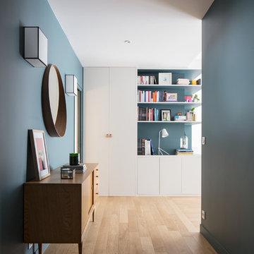// CHABRIER - Paris 17ème - Appartement 110m2
