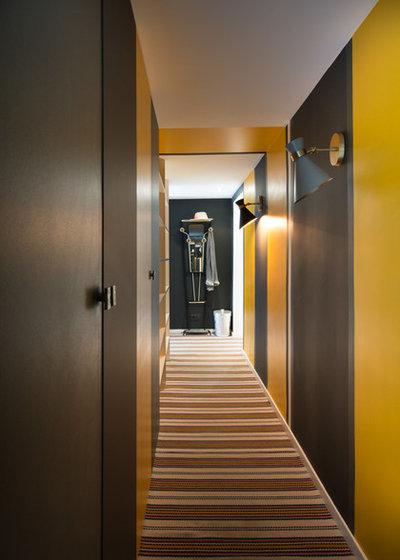 Contemporain Couloir by Jours & Nuits