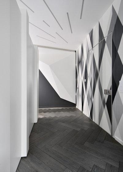 Conseils de pro pour mettre en valeur un couloir aveugle for Quelle couleur pour un couloir sans fenetre