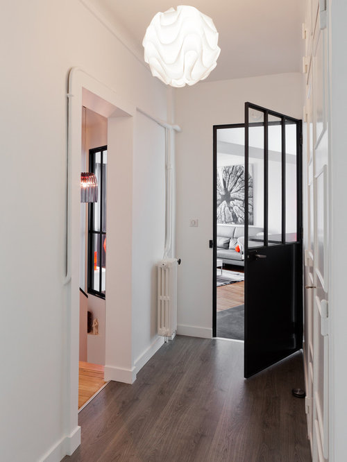 Images de d coration et id es d co de maisons cadre porte - Porte fenetre style atelier ...
