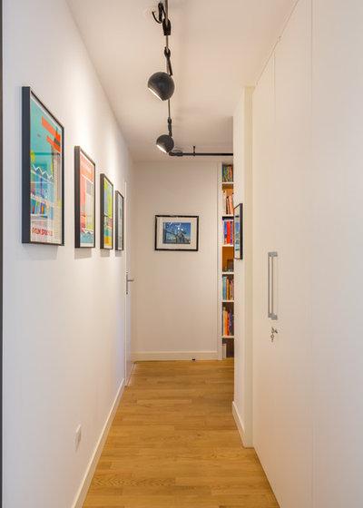 Rétro Couloir by Expression Architecte Intérieur