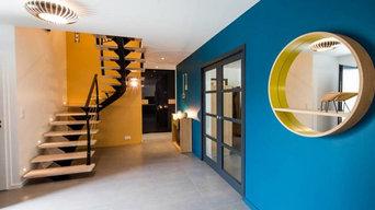 Décoration d'une maison : sélection Drugeot Manufacture par l'agence Backhome