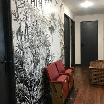 Dynamiser un couloir