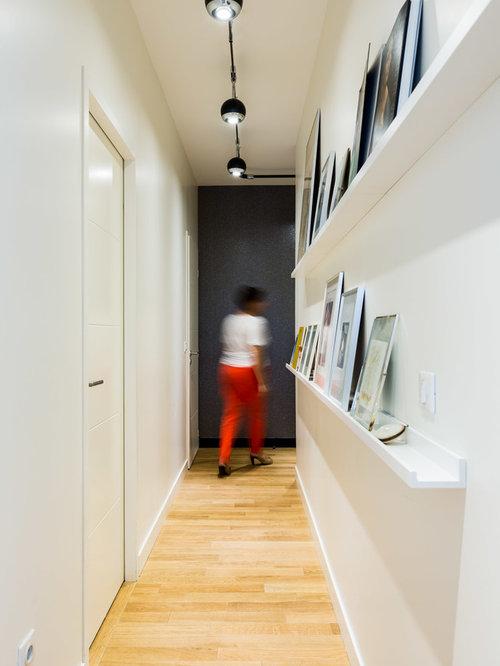 Contemporary Hallway Design Ideas Pictures Remodel Decor
