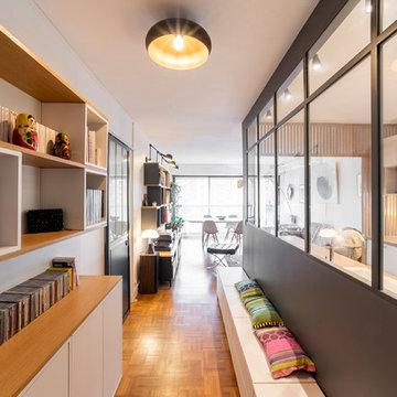 L - Rénovation d'un appartement de 68m²