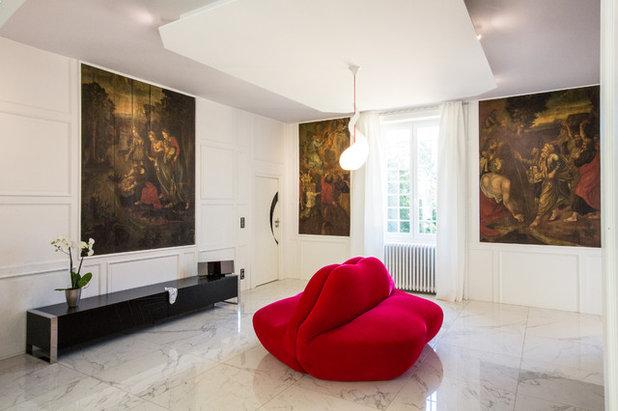 Contemporain Couloir by A3Design