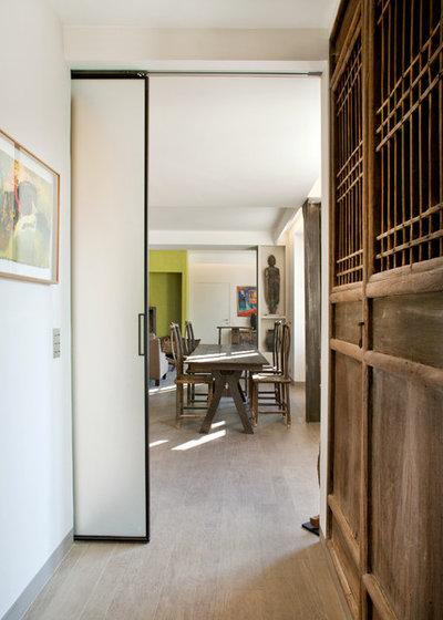 Eclettico Corridoio by Olivier Chabaud Architecte