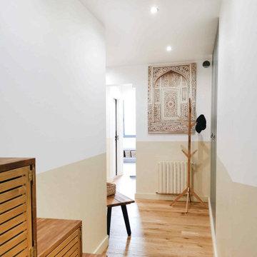 """Rénovation complète 120 m2 """"appartement-maison"""""""