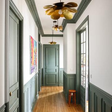 Rénovation complète d'un appartement dans le 13ème de 66m2