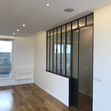 Rénovation complète d'un appartement de de 120m2