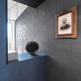 Hallway - contemporary hallway idea in Other