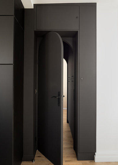 Exotique Couloir by Lagom architectes
