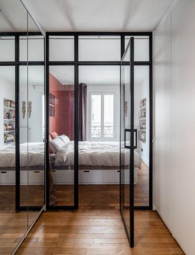 Contemporain Couloir by HOCH Studio