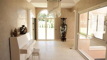 Villa de Ventabren 400 m² habitable