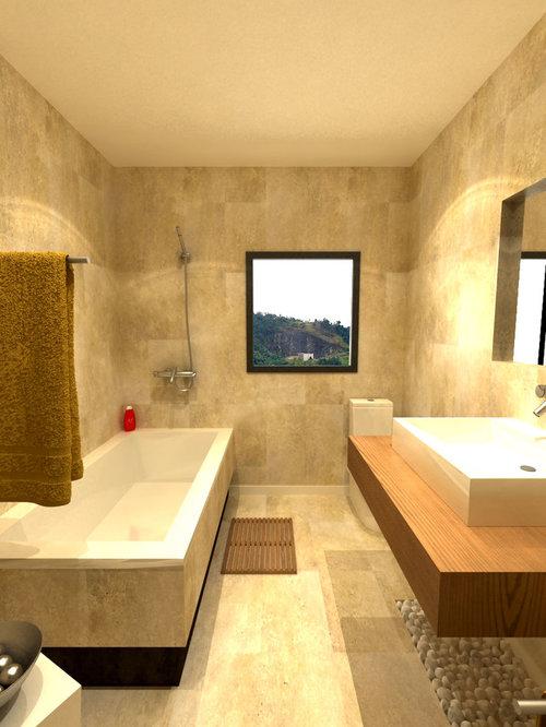 Fotos de cuartos de ba o dise os de cuartos de ba o for Cuelga toallas bano