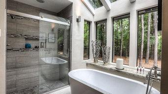 34 Quickstream Pl Master Bath