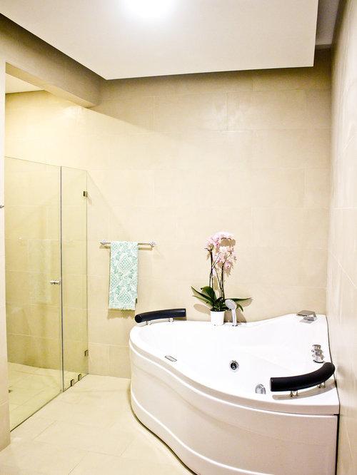 Fotos de baños | Diseños de baños pequeños con jacuzzi