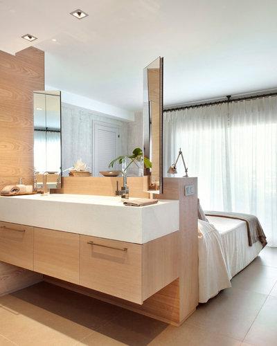 Mediterráneo Cuarto de baño by MOLINS DESIGN