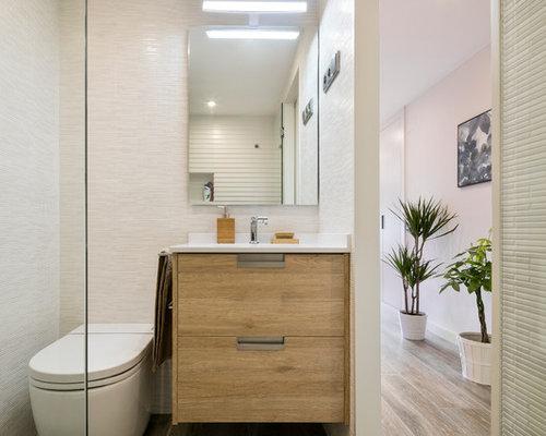Kleine badezimmer mit urinal ideen & beispiele für die ...