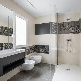 Salle de bain avec des carreaux de céramique Espagne : Photos et ...