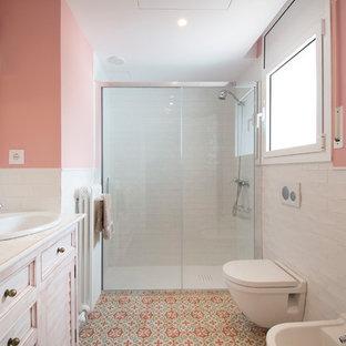 Ideas para cuartos de baño | Fotos de cuartos de baño con ducha con ...