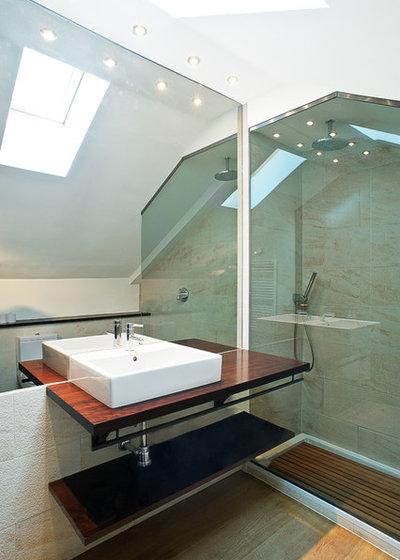 Contemporáneo Cuarto de baño by zimenta