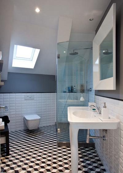 Contemporáneo Cuarto de baño by Aurora Gomez Design