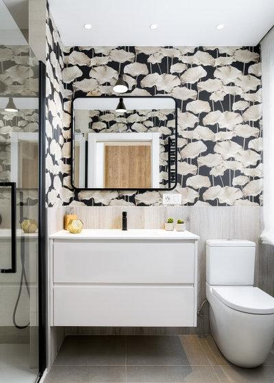 Contemporáneo Cuarto de baño by DIADE