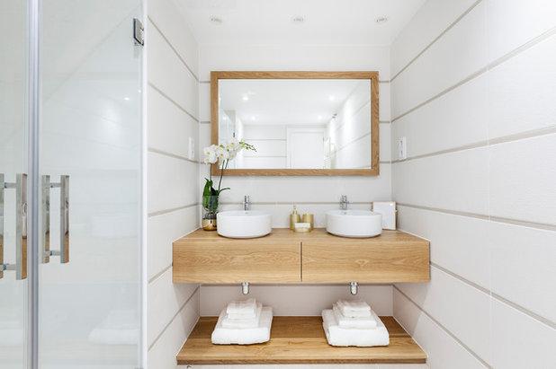 Clásico renovado Cuarto de baño by Estudio Backsteen