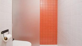 Baño rosa pasión
