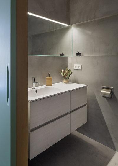 Contemporáneo Cuarto de baño by Volta_