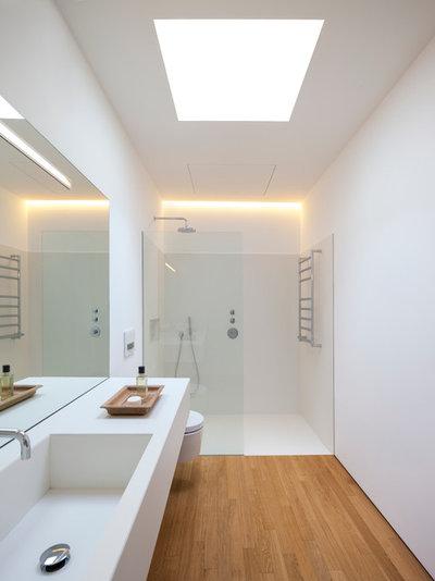 Contemporáneo Cuarto de baño by DECOR ROPEMA S.L.