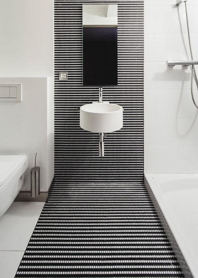 コンテンポラリー 浴室 by ESTUDI METRO